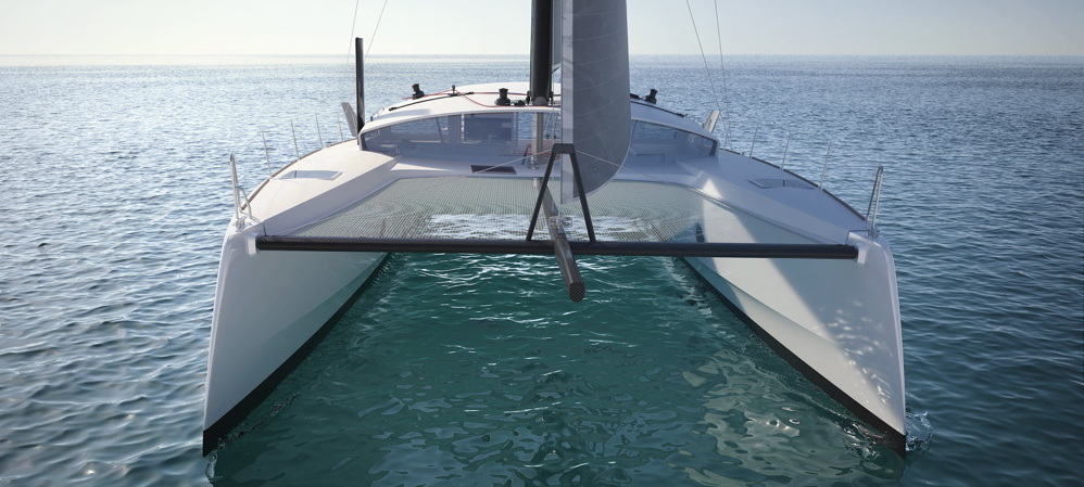 Amalia TS5 BEL5 Performance Catamaran